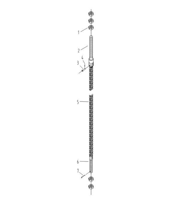 Схема цепи Xilin CDD15B